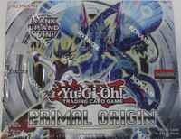 Primal Origin 1st ED Booster Yu-Gi-Oh