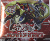 Secrets of Eternity 1st ED Booster Yu-Gi-Oh