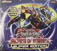 Secrets of Eternity Super Edition Yu-Gi-Oh