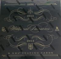 2013-14 Panini National Treasures (Hobby) Hockey