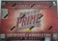 2013-14 Panini Prime Hockey