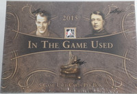 2014-15 In the Game Used (Hobby) Hockey