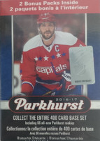 2016-17 Upper Deck Parkhurst (Blaster) Walmart Exclusive Hockey