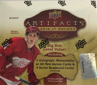 2016-17 Upper Deck Artifacts (Hobby) Hockey