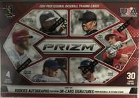 2014 Panini Prizm (Blaster) Baseball