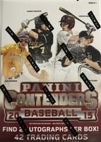 2015 Panini Contenders (Blaster) Baseball