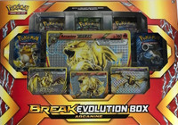 Break Evolution Arcanine Box Gift Set Pokemon