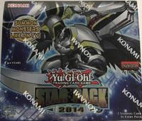 2014 Star Pack 1st ED Booster Yu-Gi-Oh