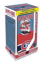 2014-15 Upper Deck O Pee Chee (Blaster) Hockey