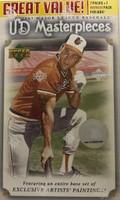 2007 Upper Deck Masterpieces (Blaster) Baseball