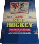 1990-91 Score (CDN) Hockey