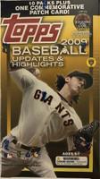 2009 Topps Updates & Highlights (Blaster) Baseball