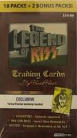 2010 Press Pass Legends of KISS (Blaster) Entertainment Box