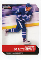 FREE PROMO:  Auston Matthews Rookie - Sports Illustrated for Kids Sheet (See Below for Details)