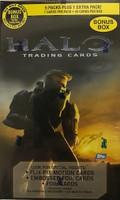 2007 Topps Halo (Blaster) Entertainment Cards