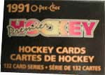 1990-91 O Pee Chee Premier Factory Set Hockey