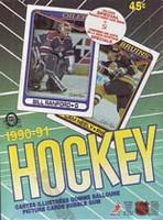 1990-91 O Pee Chee Hockey