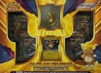Alolan Raichu Figure Collection Box Pokemon