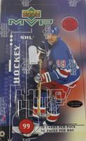 1998-99 Upper Deck MVP (Hobby) Hockey