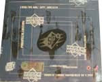 1998-99 Upper Deck SPX Prospects Ed Hockey