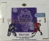 1999-00 Upper Deck Gold Reserve Update Hockey