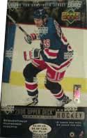 1999-00 Upper Deck Series 1 (Retail) Hockey
