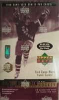 1999-00 Upper Deck Series 2 (Retail) Hockey