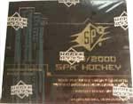1999-00 Upper Deck SPX Hockey