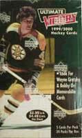 1999-00 Upper Deck Ultimate Victory Hockey