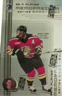 2000-01 Be A Player Memorabilia (Hobby) Hockey