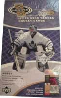 2000-01 Upper Deck MVP (Heroes) Hockey