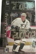 2001-02 Be A Player Memorabilia Hockey