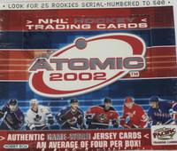 2001-02 Pacific Atomic (Hobby) Hockey