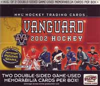 2001-02 Pacific Vanguard Hockey