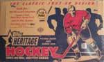 2001-02 Topps Heritage (Hobby) Hockey
