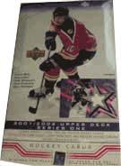 2001-02 Upper Deck Series 1 (Hobby) Hockey