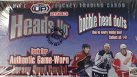 2002-03 Pacific Heads Up (Hobby) Hockey