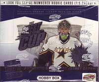 2002-03 Pacific Quest for the Cup (Hobby) Hockey