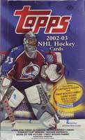 2002-03 Topps (Hobby) Hockey