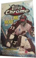 2002-03 Topps Chrome Hockey