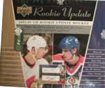 2002-03 Upper Deck Rookie Update Hockey