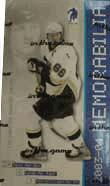 2003-04 Be A Player Memorabilia Hockey