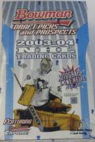 2003-04 Bowman Draft Pick Hockey