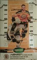 2003-04 I.T.G Parkhurst Original 6 - Boston Hockey