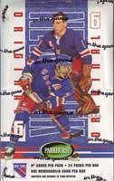 2003-04 I.T.G Parkhurst Original 6 - New York Hockey