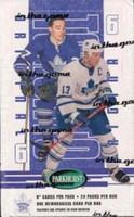 2003-04 I.T.G Parkhurst Original 6 - Toronto Hockey
