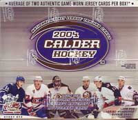 2003-04 Pacific Calder (Hobby) Hockey
