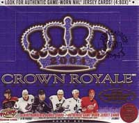 2003-04 Pacific Crown Royale Hockey