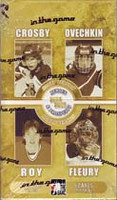 2004-05 Be A Player Heroes/Prospects (Hobby) Hockey