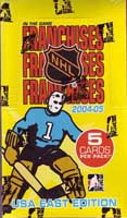 2004-05 In the Game Franchise East Hockey
